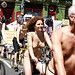 World Naked Bike Ride, Brighton